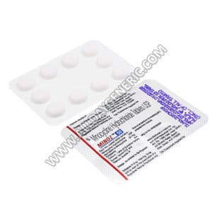 Minoz 50mg(minocycline)