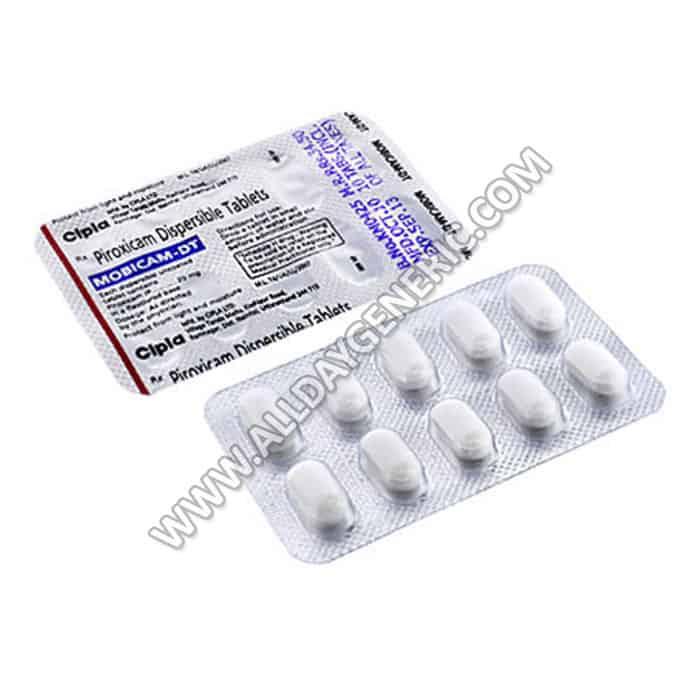 Mobicam DT (Piroxicam 20 mg)