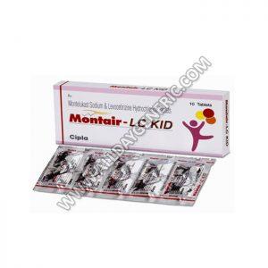 Montair | Montair LC Kid (Montelukast, Levocetirizine)