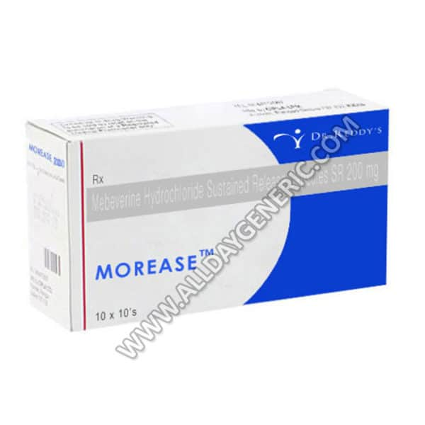 Morease 200 mg Capsule