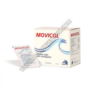 polyethylene glycol, Movicol Sachets