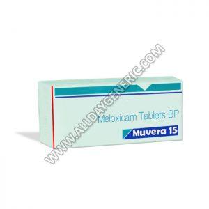 Muvera Tablets (Meloxicam 15 mg)