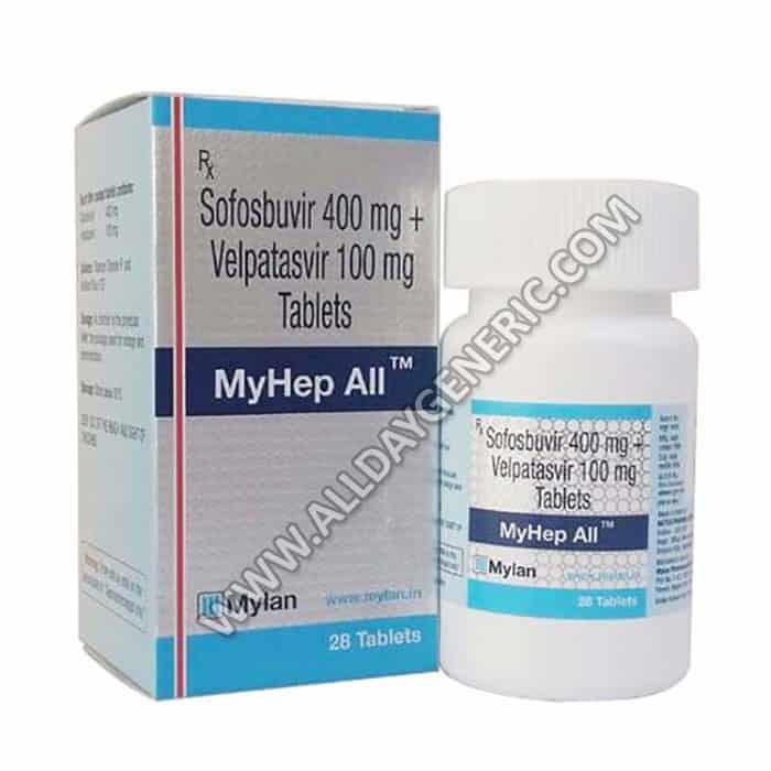 MyHep All (Velpatasvir Sofosbuvir)