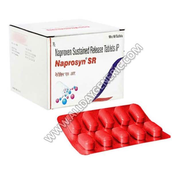 Naprosyn 750 mg Tablet SR