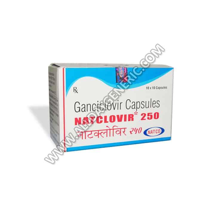 Ganciclovir, Natclovir