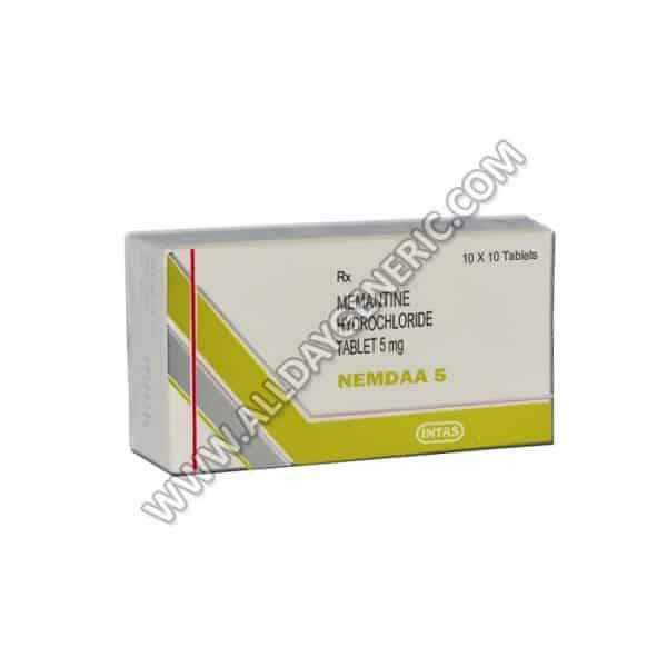Nemdaa-5-mg