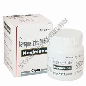 nevirapine, nevirapine dose, nevirapine tablets 200 mg