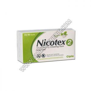 Nicotex | Nicotex 2 mg (Nicotine)