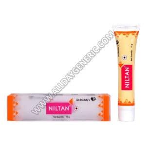 Niltan Cream, Liquorice, Boswellia Serrata. Arbutin, Coriander Seed Oil