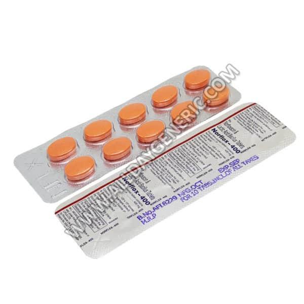 Norflox 400 mg