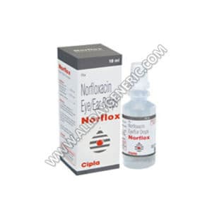 Norflox Eye Drop (Norfloxacin)