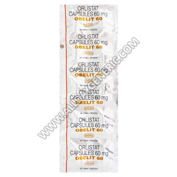 Obelit 60 mg Capsule