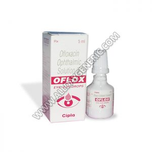 Oflox eye drops (Ofloxacin eye drops)