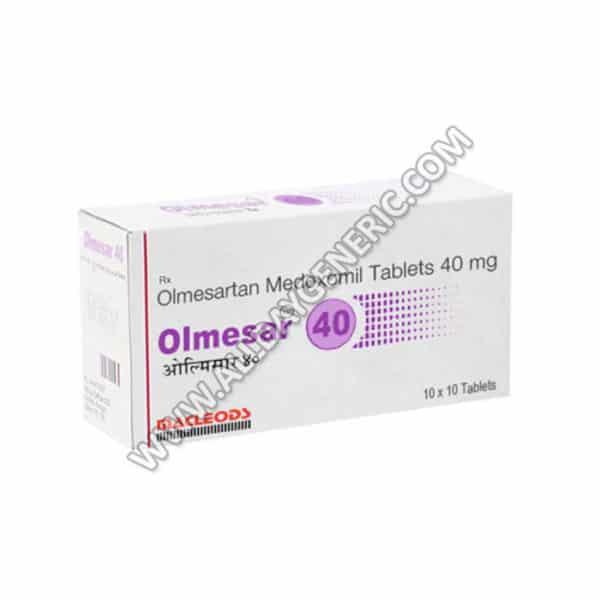 Olmesar 40 mg