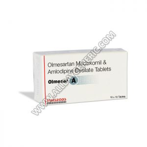 Olmesar A (Olmesartan 20mg+Amlodipine 5mg)