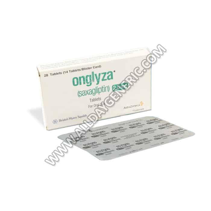 Onglyza 2.5 mg (Saxagliptin)