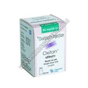 Oxitan 50 mg Injection (oxaliplatin)