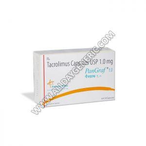 Prograf 1 mg Capsule, Tacrolimus 1mg