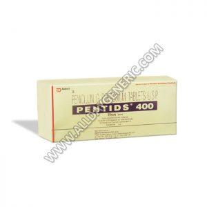 Pentids 400 mg(Penicillin G)