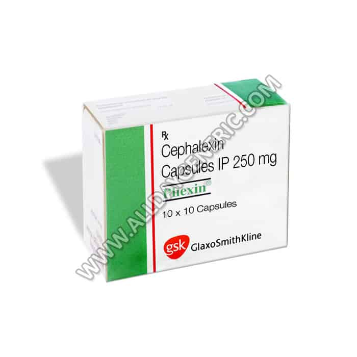 Cefalexin (Cephalexin 250 mg)