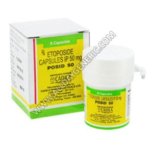 Posid 50 mg (Etoposide)