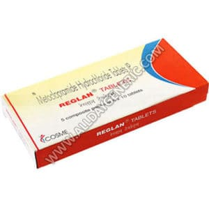 Reglan 10 mg (Metoclopramide)