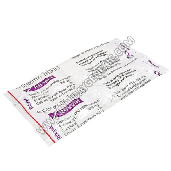 Rifagut 200 mg Tablet