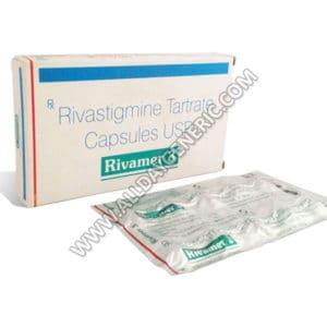 Rivamer 3 (Rivastigmine)