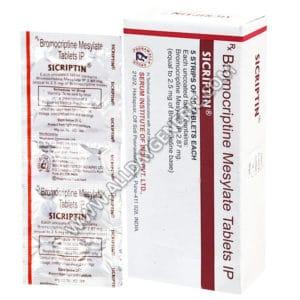 Sicriptin 2.5 mg ()
