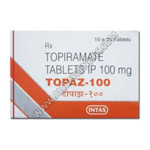 topiramate 100 mg