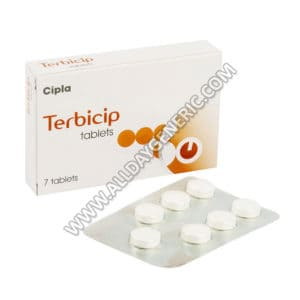Terbicip 250 mg (Terbinafine 250 mg)