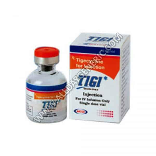 Tigi 50 mg Injection