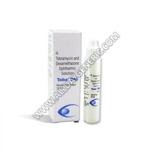 Toba DM Eye Drops (Tobramycin Dexamethasone)