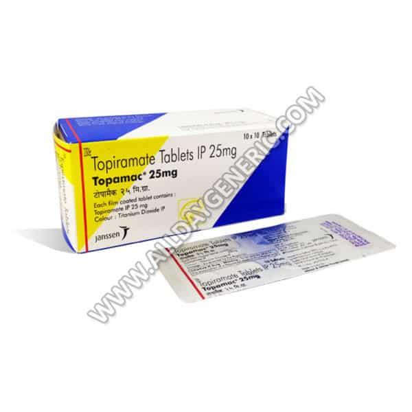 Topamac 25 mg