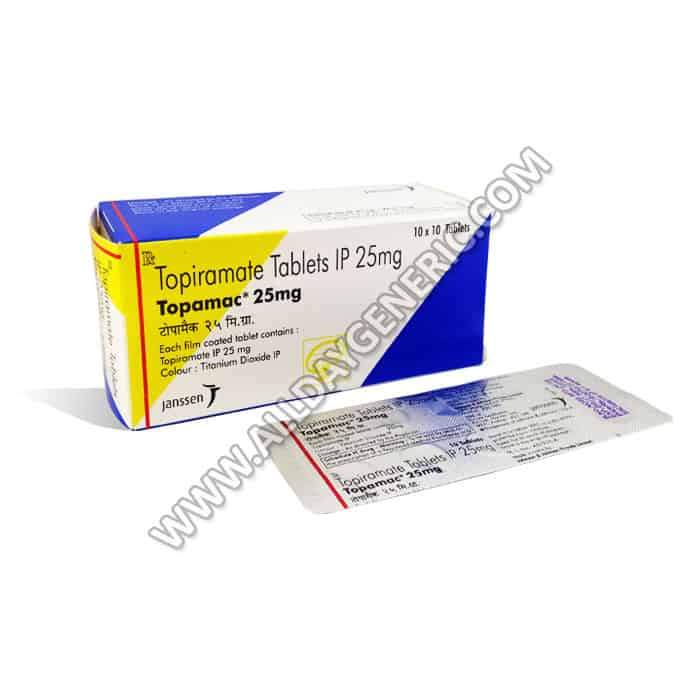 topiramate 25(topiramate)Topamac 25 mg