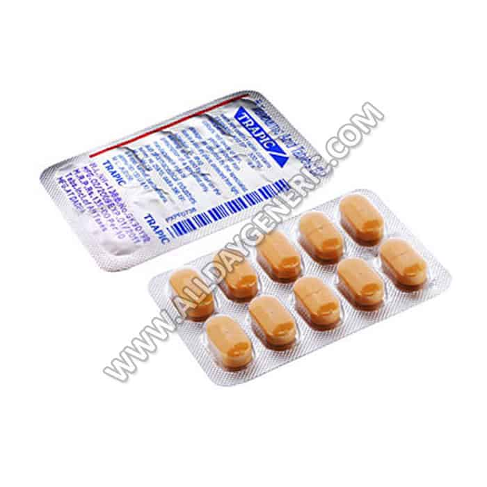 Trapic 500 mg (Tranexamic Acid Tablet)