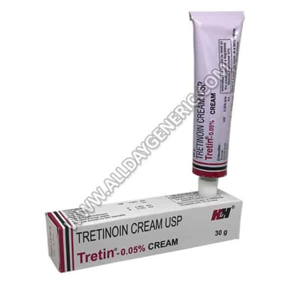 Tretin Cream 0.05%