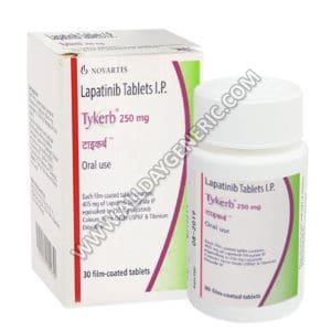 Tykerb 250 mg | Tykerb (Lapatinib)