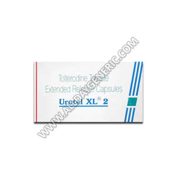 Urotel XL 2 mg Capsule
