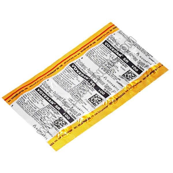 Voveran SR 100 mg