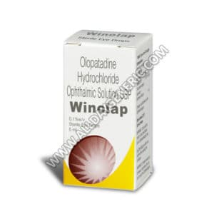 Winolap Eye Drop (Olopatadine eye drops)