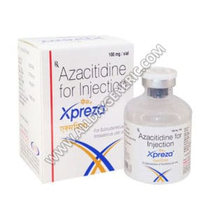 Xpreza Injection (Azacitidine)