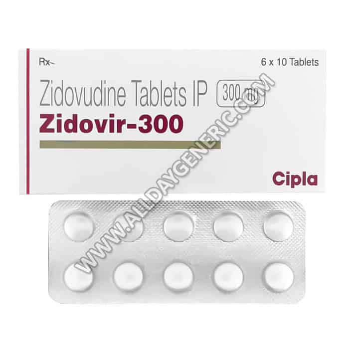 Zidovudine 300mg (zidovudine side effects)