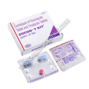Zocon-T Kit | Zocon (Fluconazole / Tinidazole)