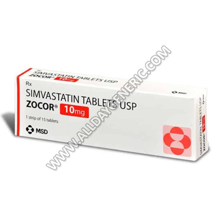 Zocor 10 mg