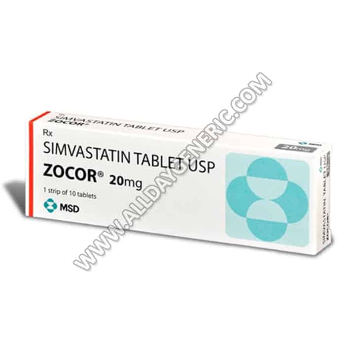 Zocor 20 mg