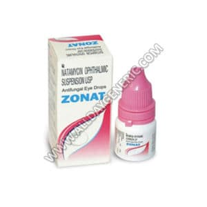 Natamycin eye drops  (Zonat Eye Drop)