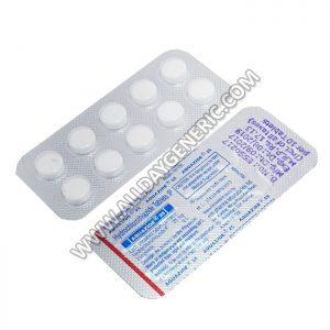Aquazide 25 (Hydrochlorothiazide)