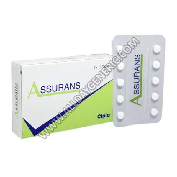assurans-20-mg