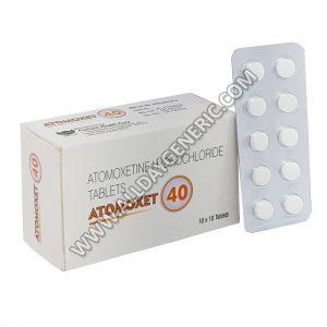 Atomoxet Tablet(Atomoxetine)